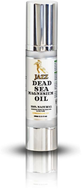 JAZZ Magnesium Oil