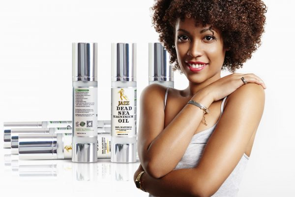 Jazz Magnesium Oil - Black Skin