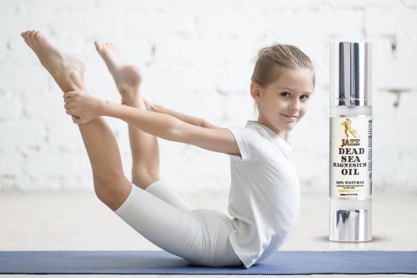 Jazz Magnesium Oil - Gymnastic Girl