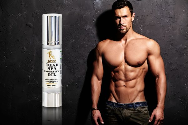 Jazz Magnesium Oil - for Men