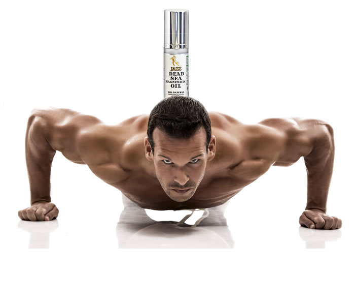 JAZZ Magnesium Oil